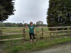 2K - By the watercress beds at Pinglestone Farm